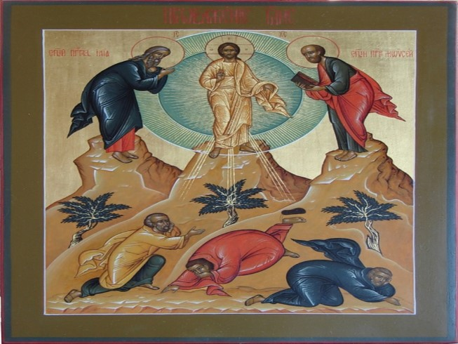 Живопись 16 века в россии